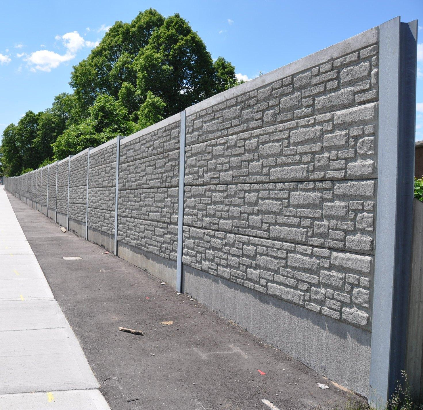 Hyde Park Road – Softsound™ Noise Wall