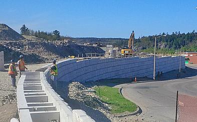 Segmental Retaining Walls