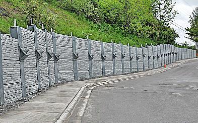 Soldier Pile Retaining Walls